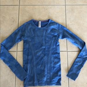 Ivivva long sleeve athletic top